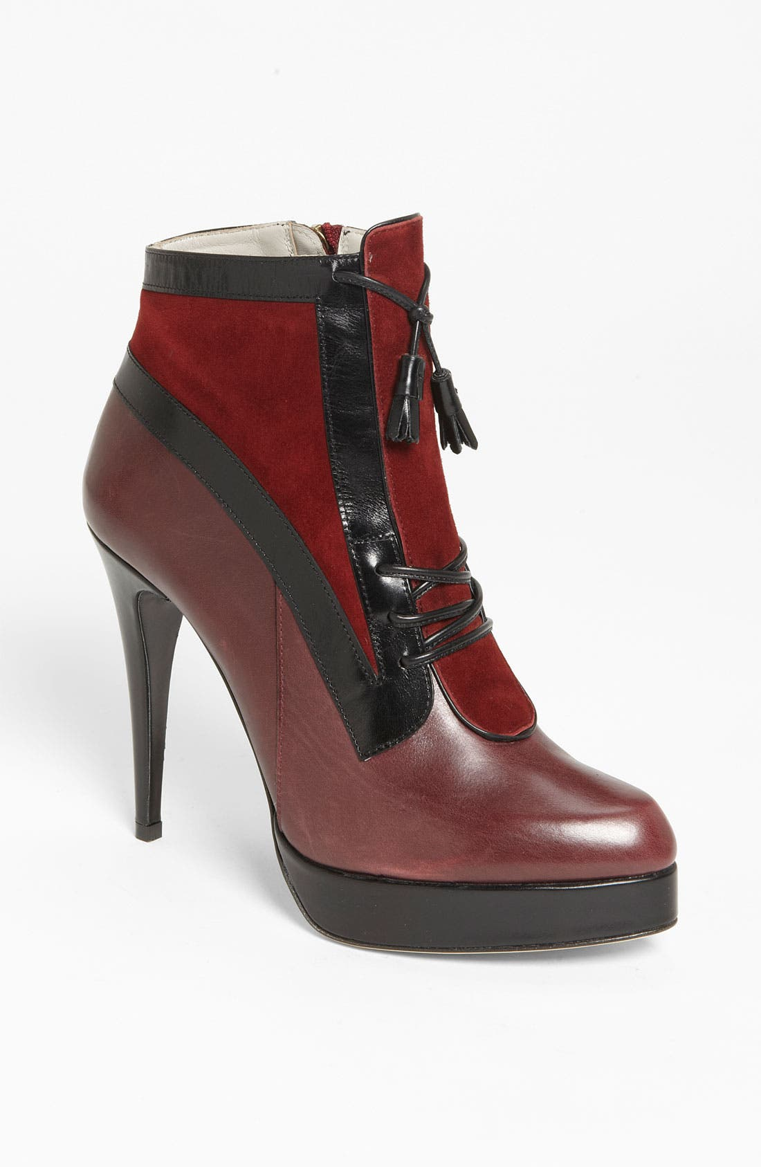 Alternate Image 1 Selected - Jason Wu Tassel Ankle Boot