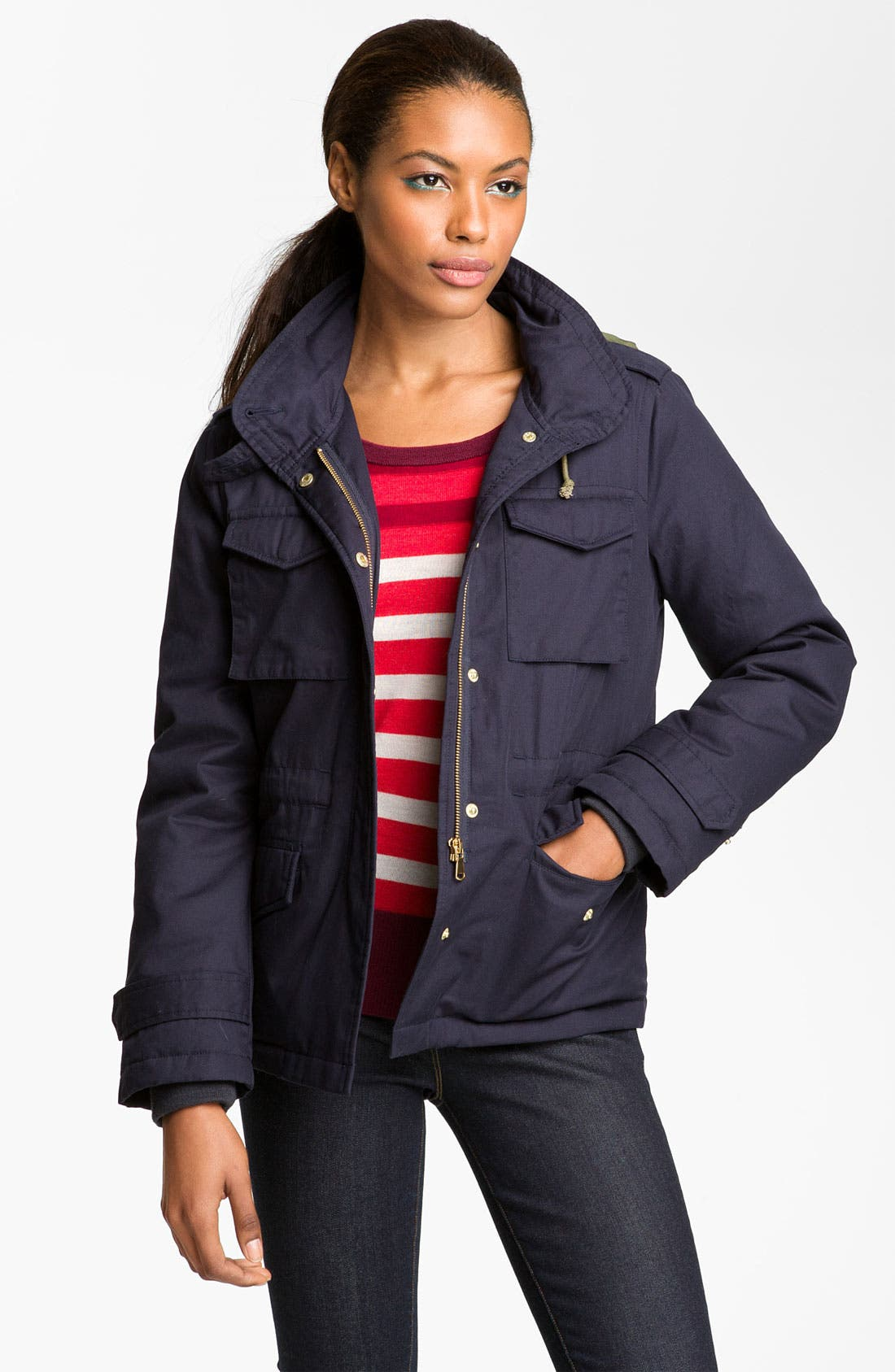 Main Image - MARC BY MARC JACOBS 'Leo' Down Fill Anorak