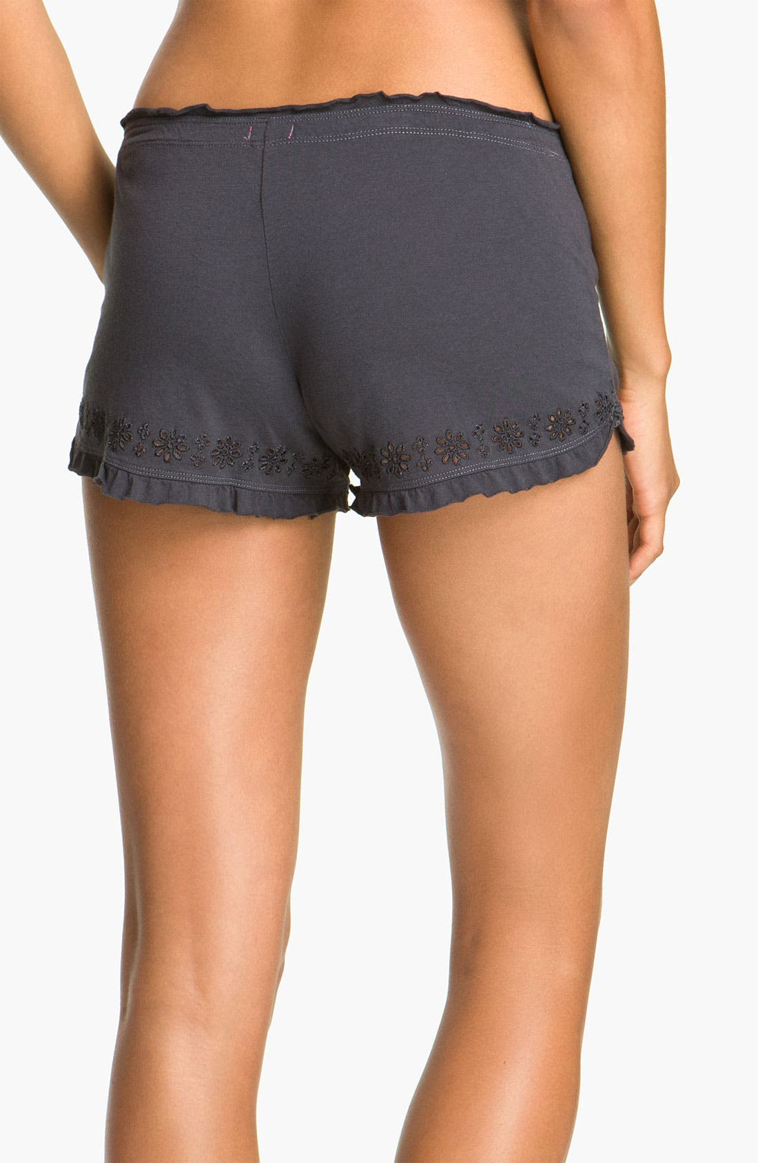 Alternate Image 2  - PJ Salvage 'Dye Cut Cutie' Sleep Shorts