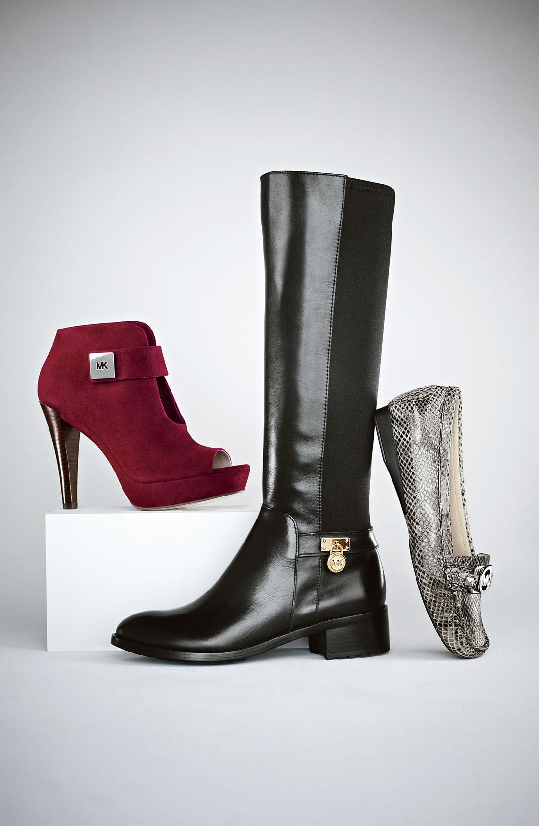Alternate Image 6  - MICHAEL Michael Kors 'Hamilton' Boot