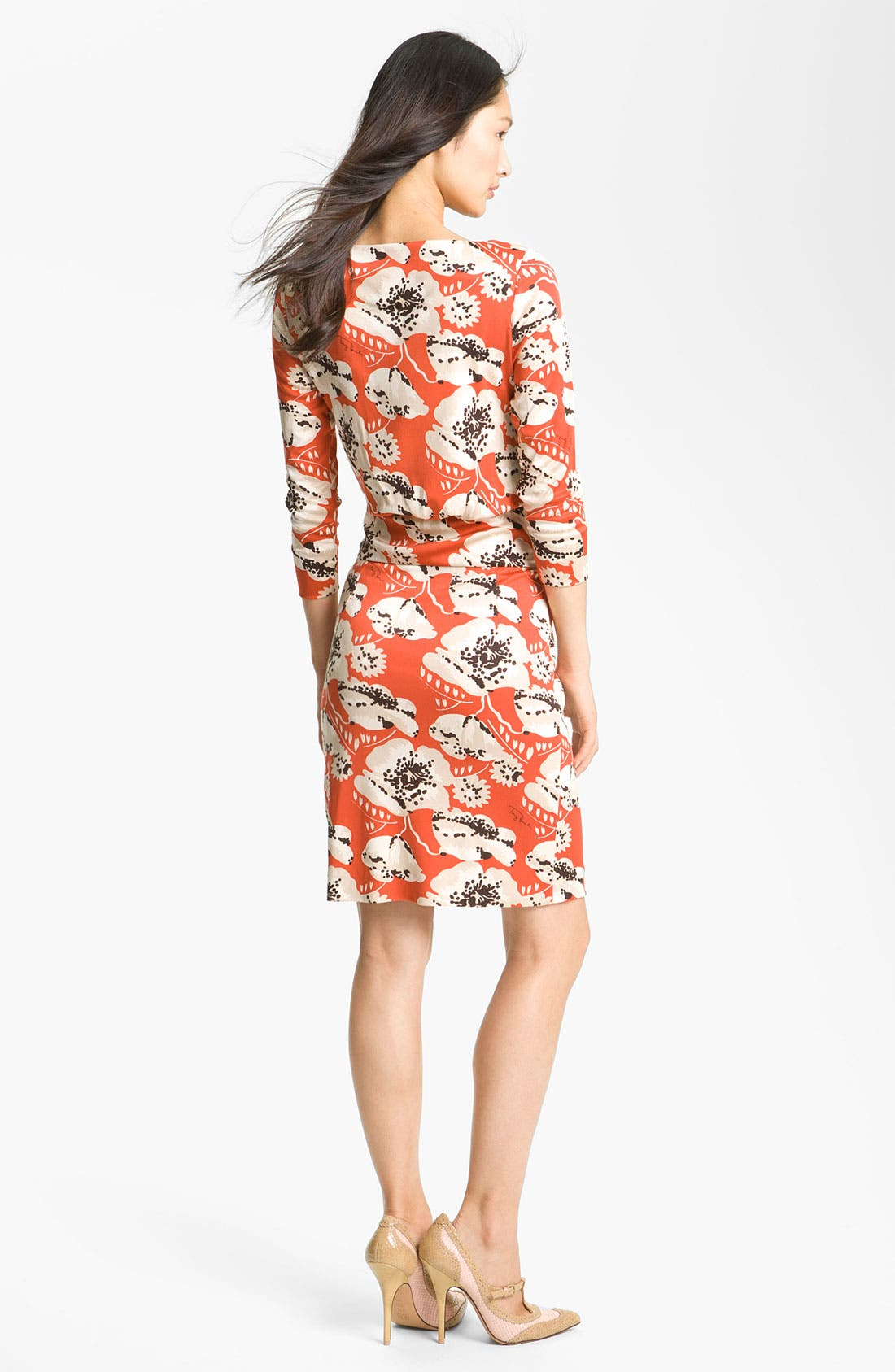 Alternate Image 2  - Tory Burch 'Sheila' Silk Dress