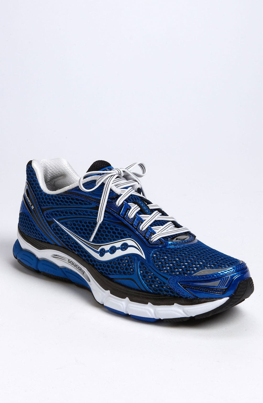 Main Image - Saucony 'PowerGrid Triumph 9' Running Shoe (Men)
