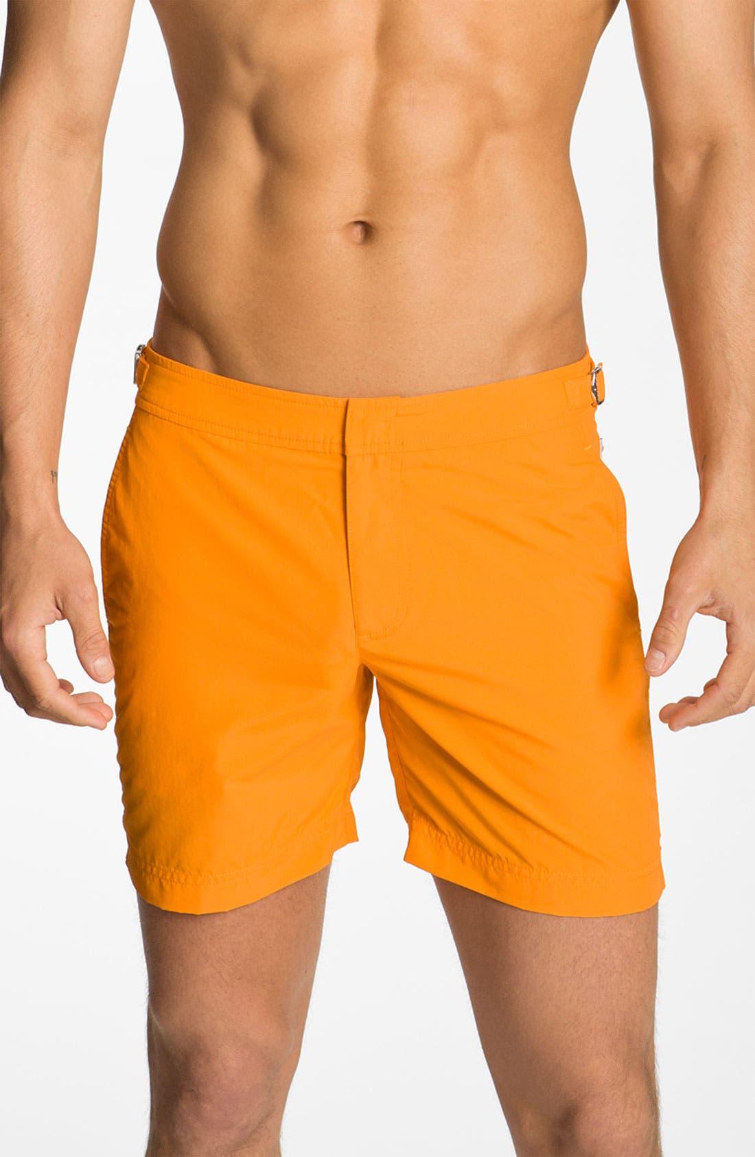 Alternate Image 1 Selected - Orlebar Brown Swim Trunks