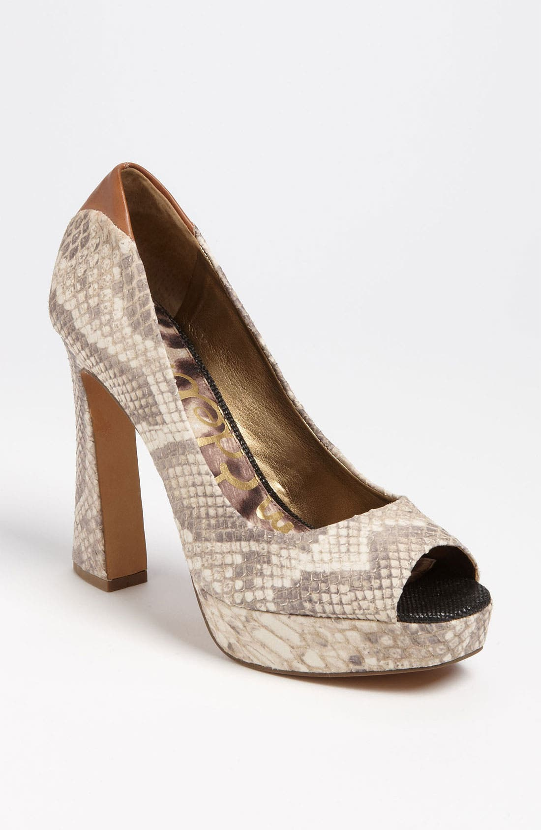 Alternate Image 1 Selected - Sam Edelman 'Tacoma' Pump