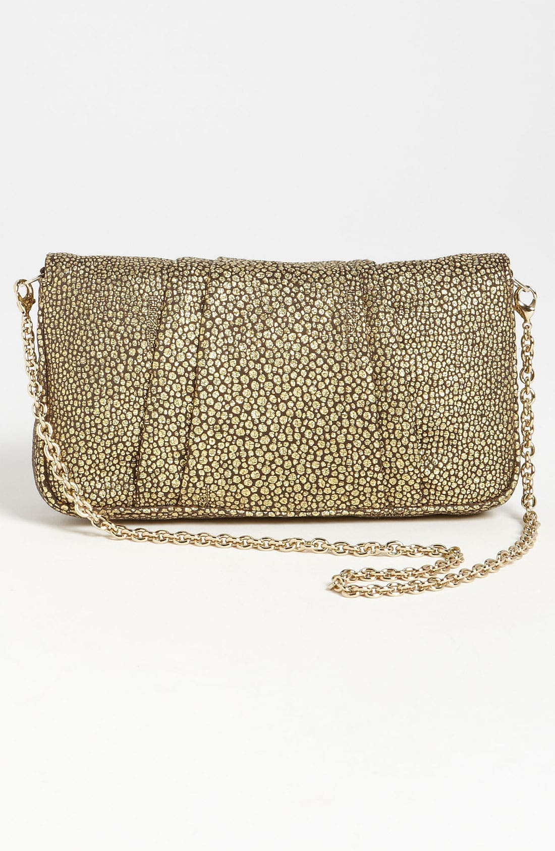Alternate Image 4  - Fendi 'Mia' Fabric Evening Bag