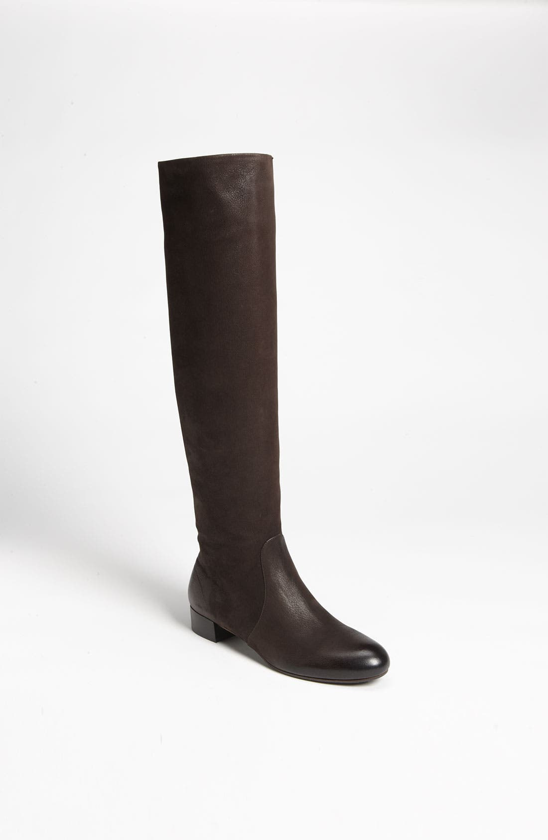 Alternate Image 1 Selected - Prada Tall Flat Boot
