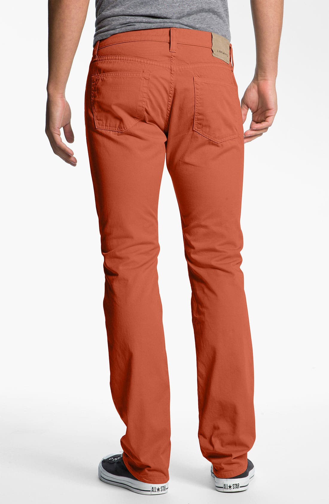 Alternate Image 2  - J Brand 'Kane' Slim Straight Leg Twill Pants