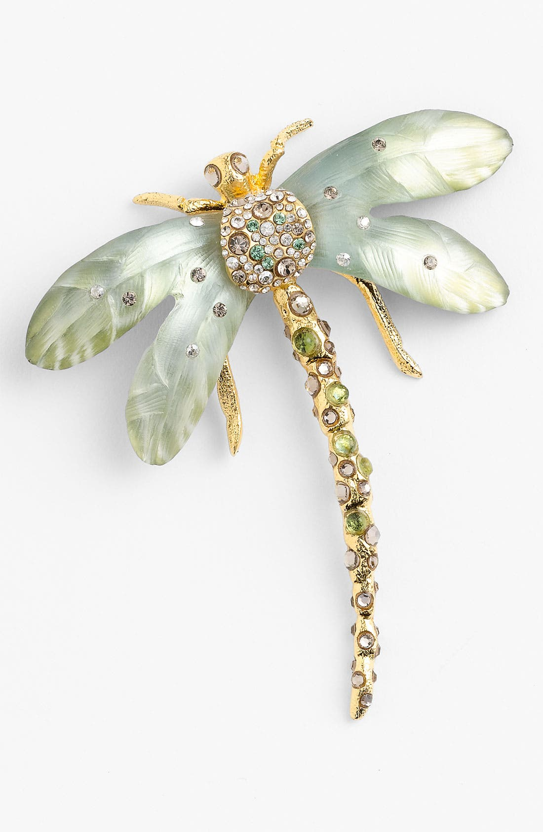 Main Image - Alexis Bittar 'Allegory' Dragonfly Statement Pin