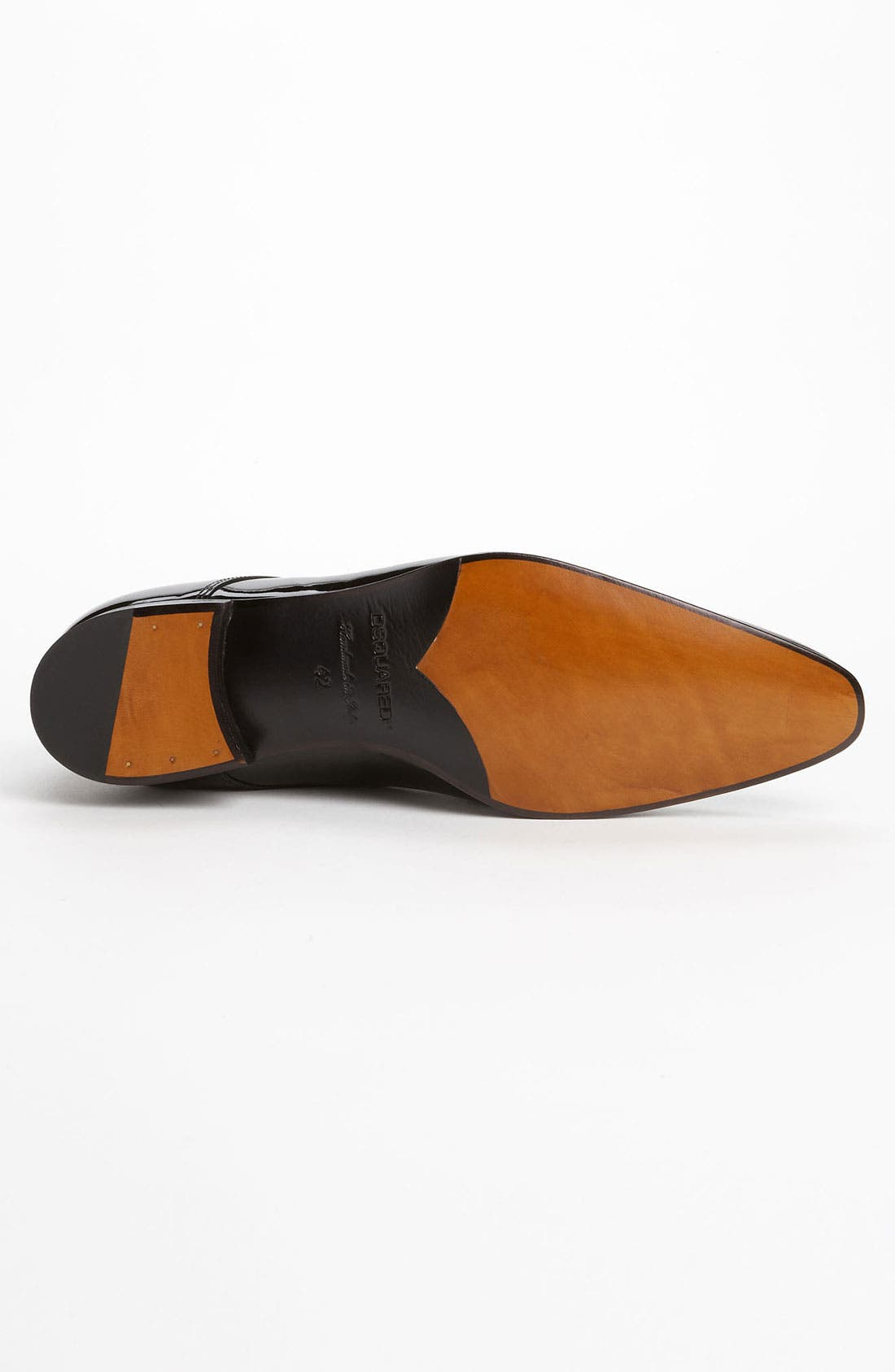 Alternate Image 4  - Dsquared2 Patent Leather Derby