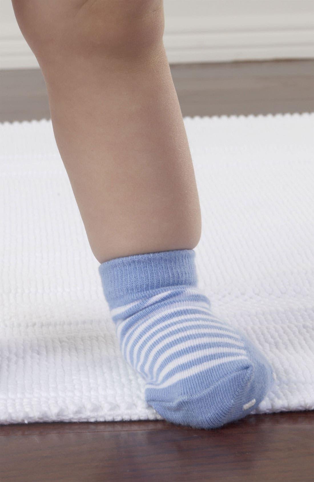Alternate Image 2  - Baby Aspen 'Sweet Feet' Socks (3-Pack) (Infant)