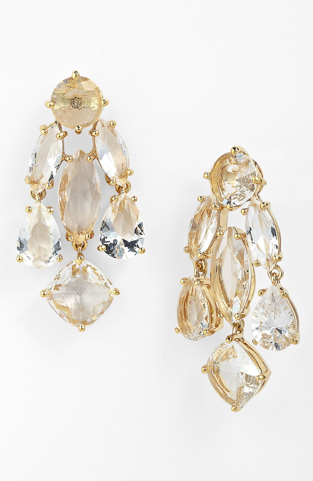 Main Image - kate spade new york statement chandelier earrings
