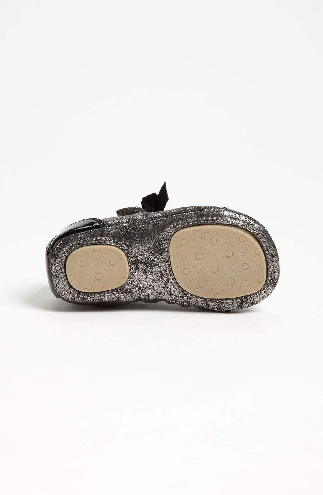 Alternate Image 4  - Cole Haan 'Mini Cap Toe' Leather Crib Shoe (Baby)