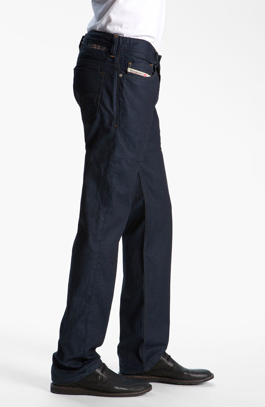 Alternate Image 3  - DIESEL® 'Safado' Slim Straight Leg Jeans (661D)