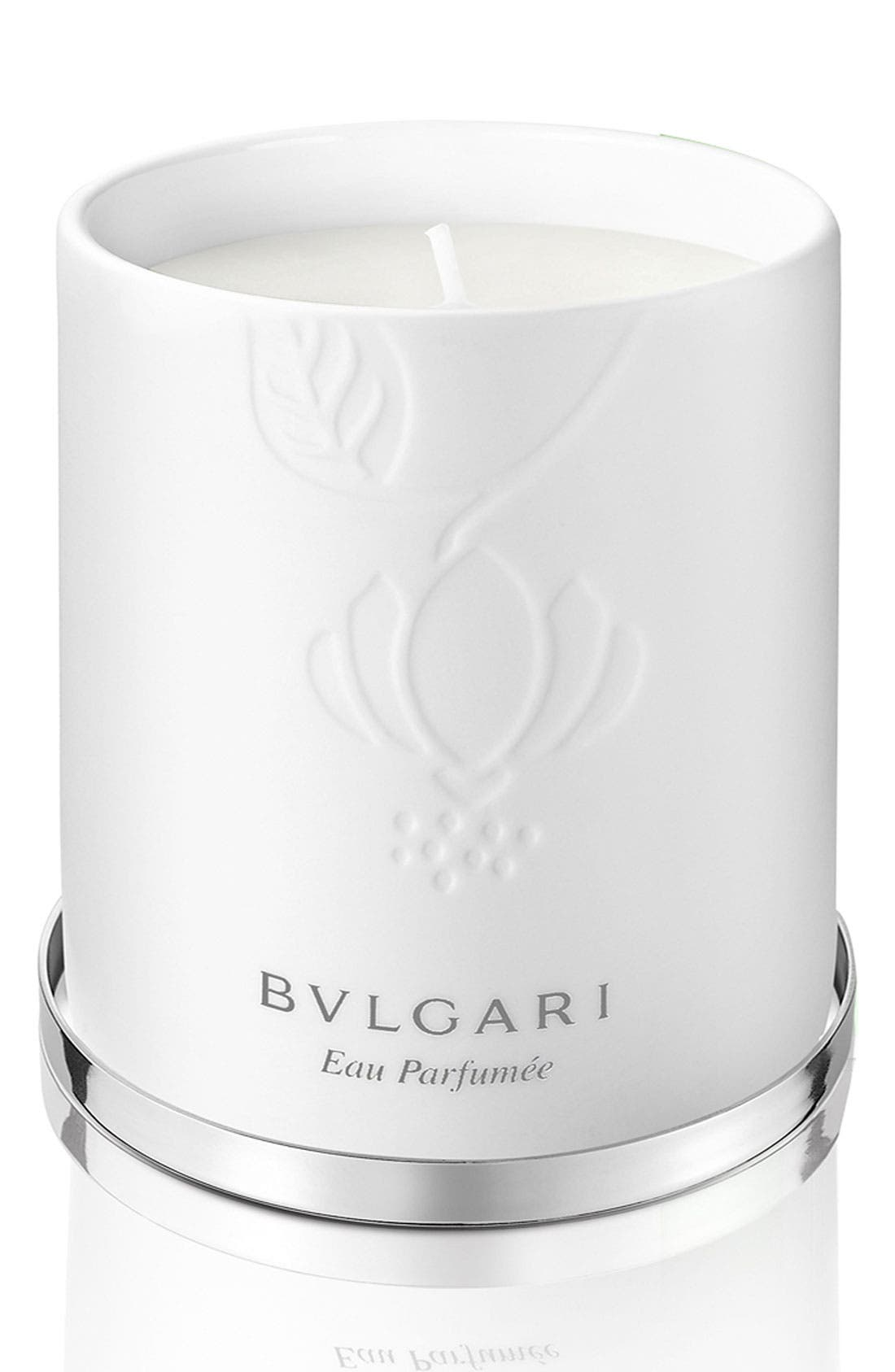 Alternate Image 1 Selected - BVLGARI 'Eau Parfumée au thé vert' Candle