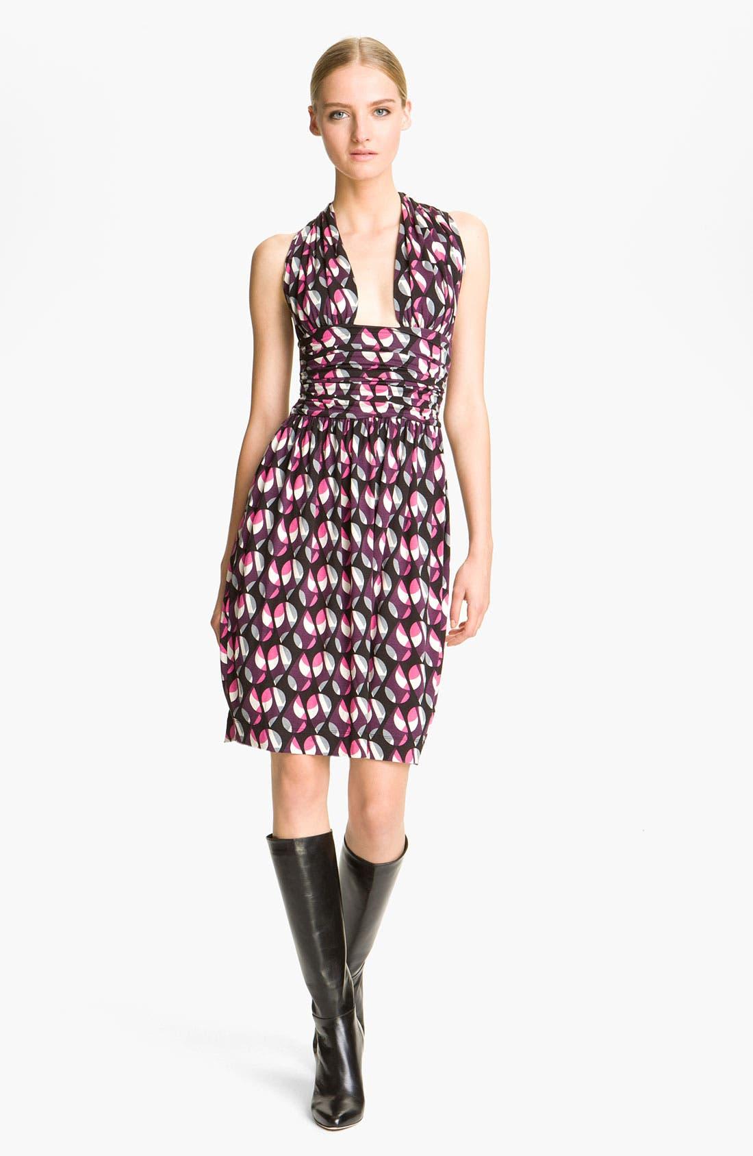 Main Image - M Missoni Print Jersey Dress