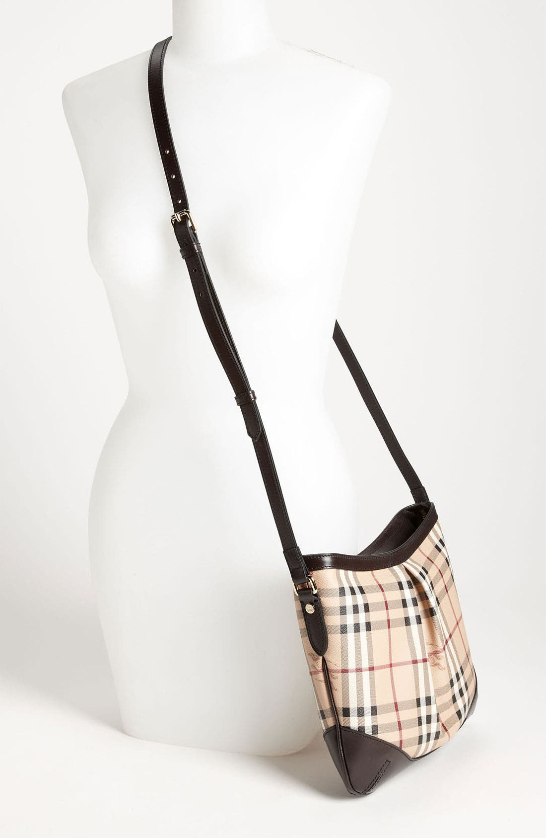 Alternate Image 2  - Burberry 'Haymarket Check' Crossbody Bag
