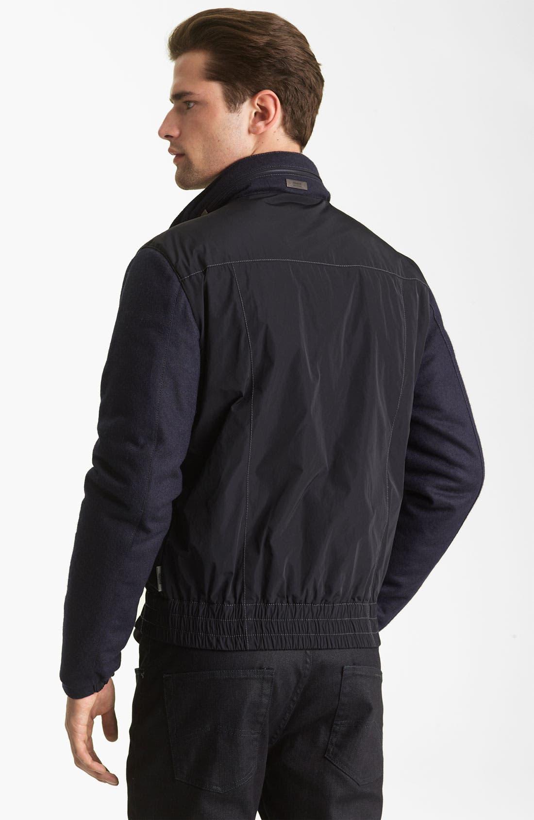 Alternate Image 2  - Armani Collezioni Jacket