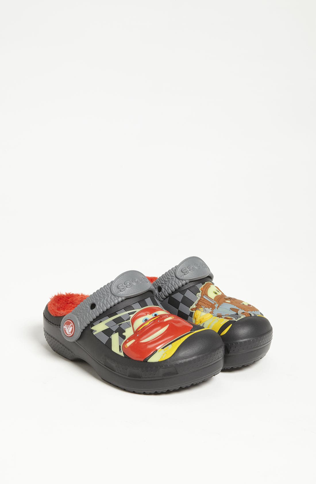 Main Image - CROCS™ 'Cars®' Slip-On (Walker, Toddler & Little Kid)