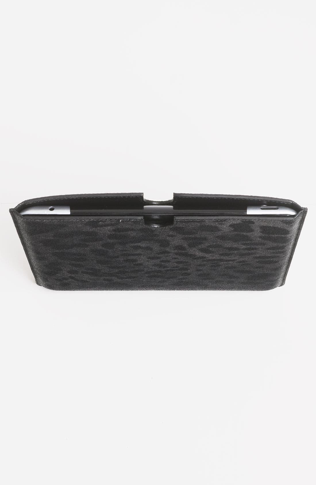 Alternate Image 3  - Dolce&Gabbana Leopard Print iPad Case