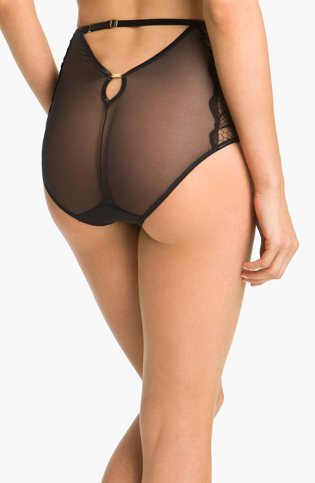 Alternate Image 2  - Chantelle Intimates 'Hypnotique' High Waist Briefs