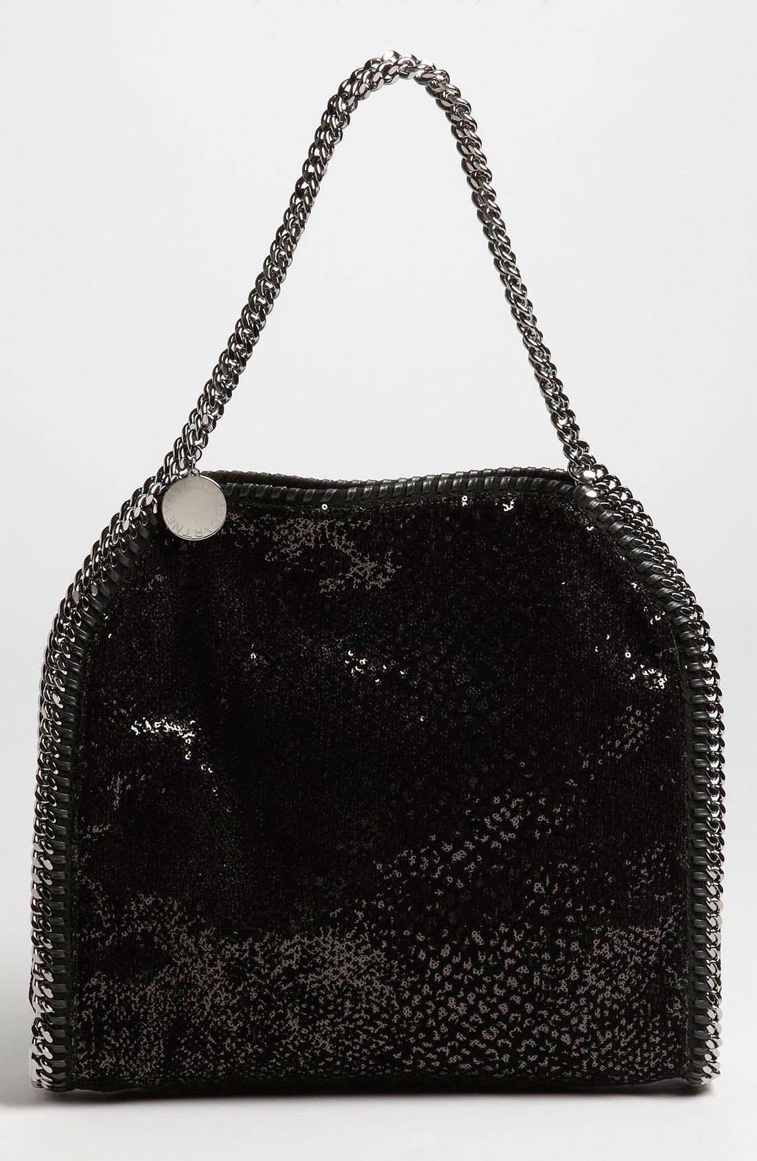 Alternate Image 1 Selected - Stella McCartney 'Falabella Paillettes - Small' Tote