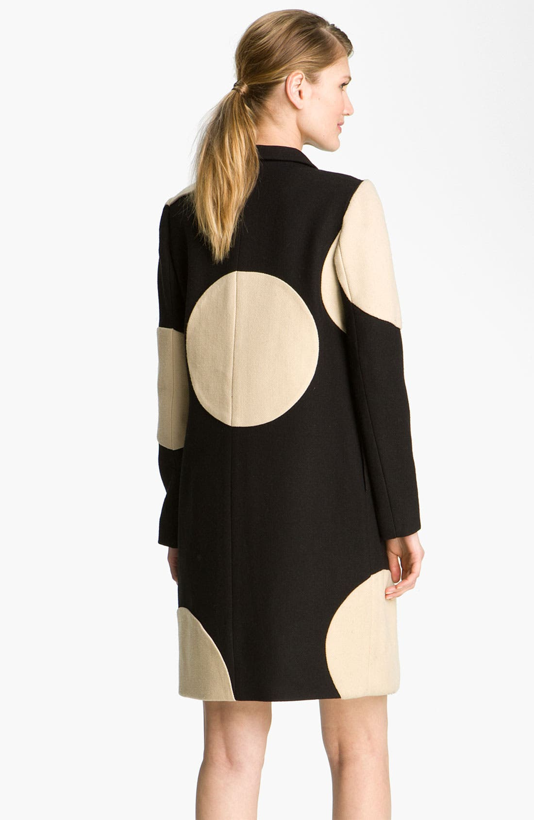 Alternate Image 2  - kate spade new york 'nicky' coat