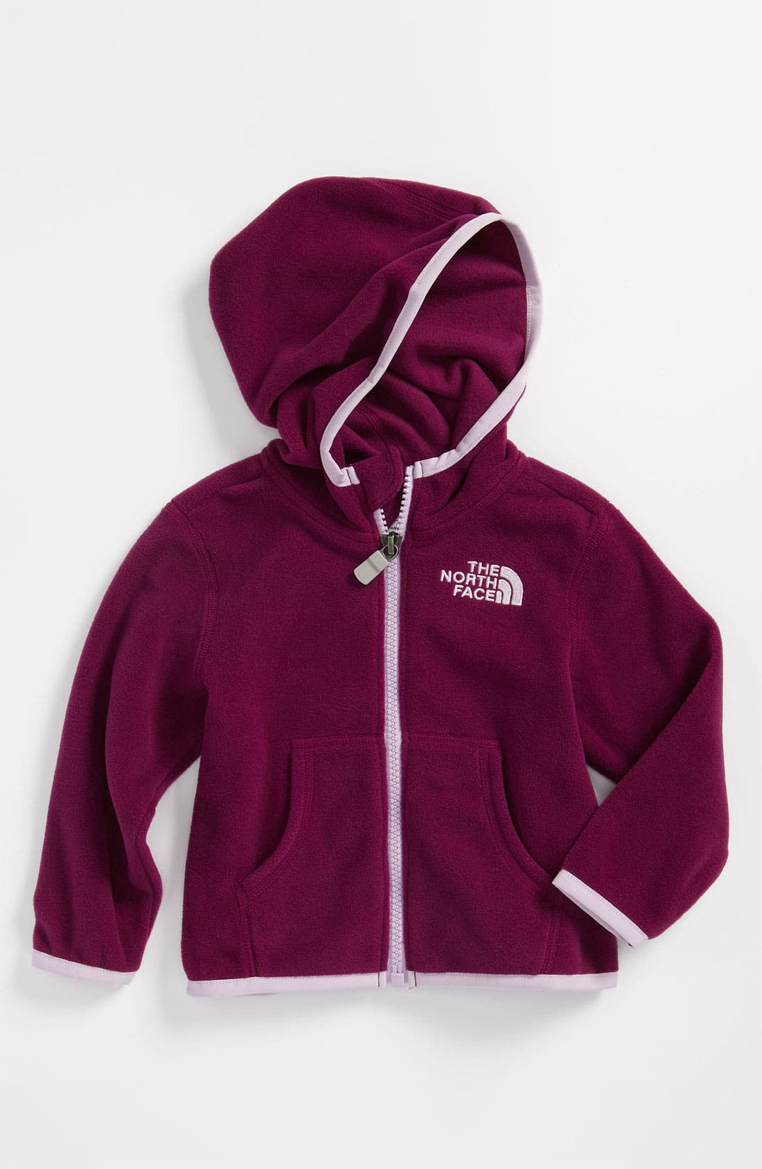 Alternate Image 1 Selected - The North Face 'Glacier' Fleece Jacket (Baby)