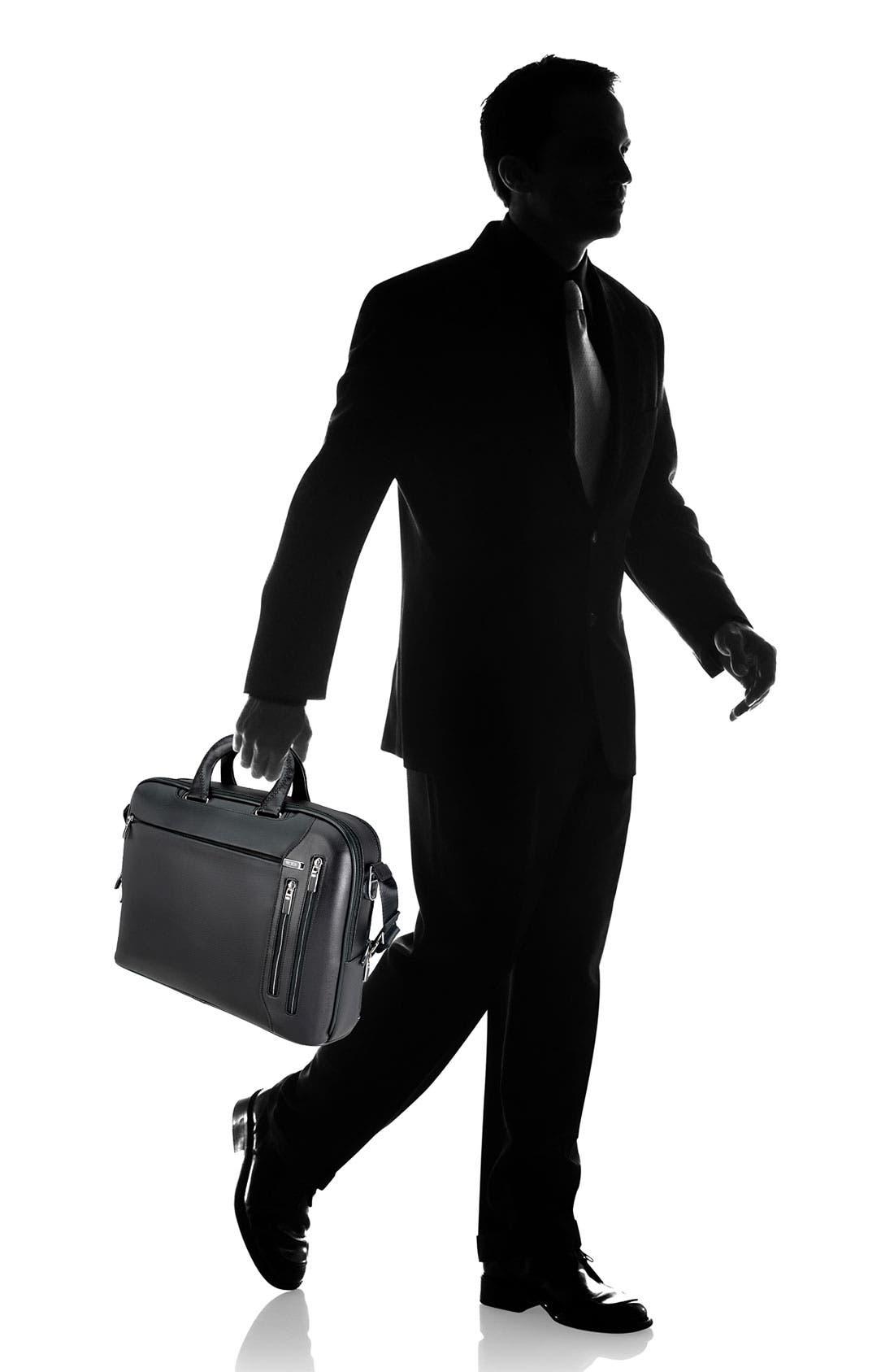 Alternate Image 6  - Tumi 'Arrive - Narita' Slim Leather Briefcase