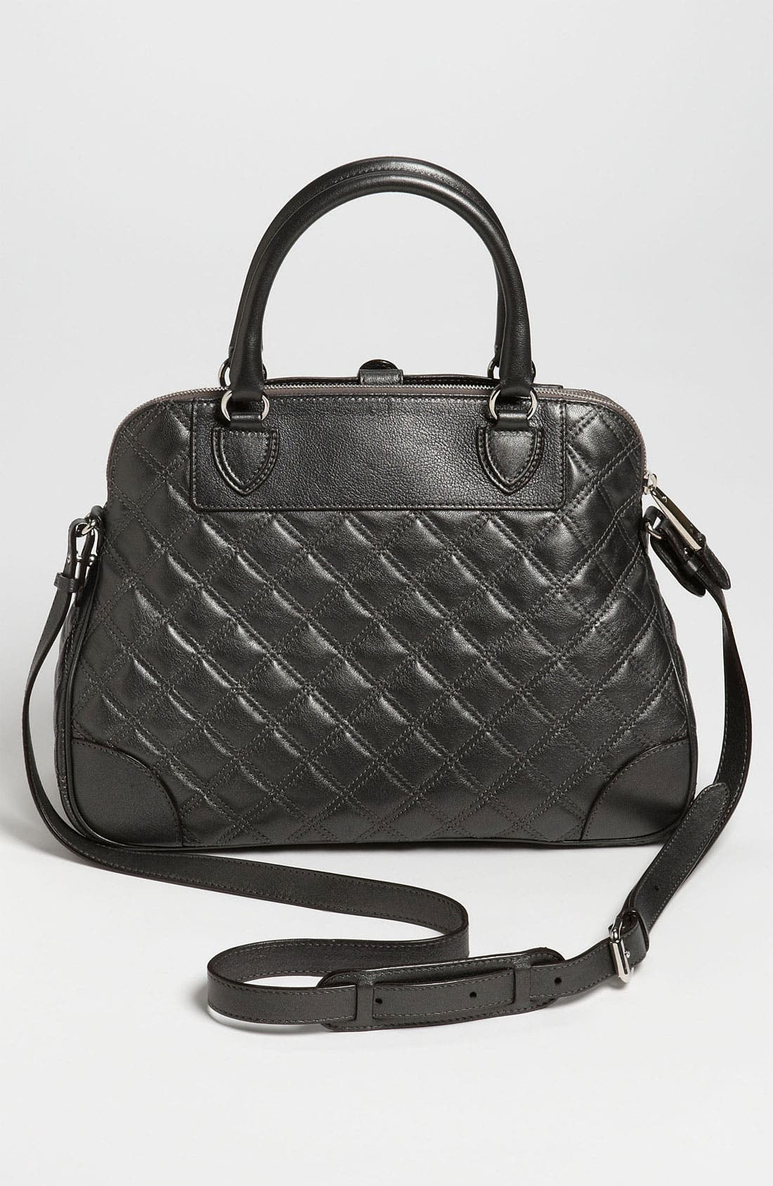 Alternate Image 4  - MARC JACOBS 'Quilting Whitney' Leather Satchel