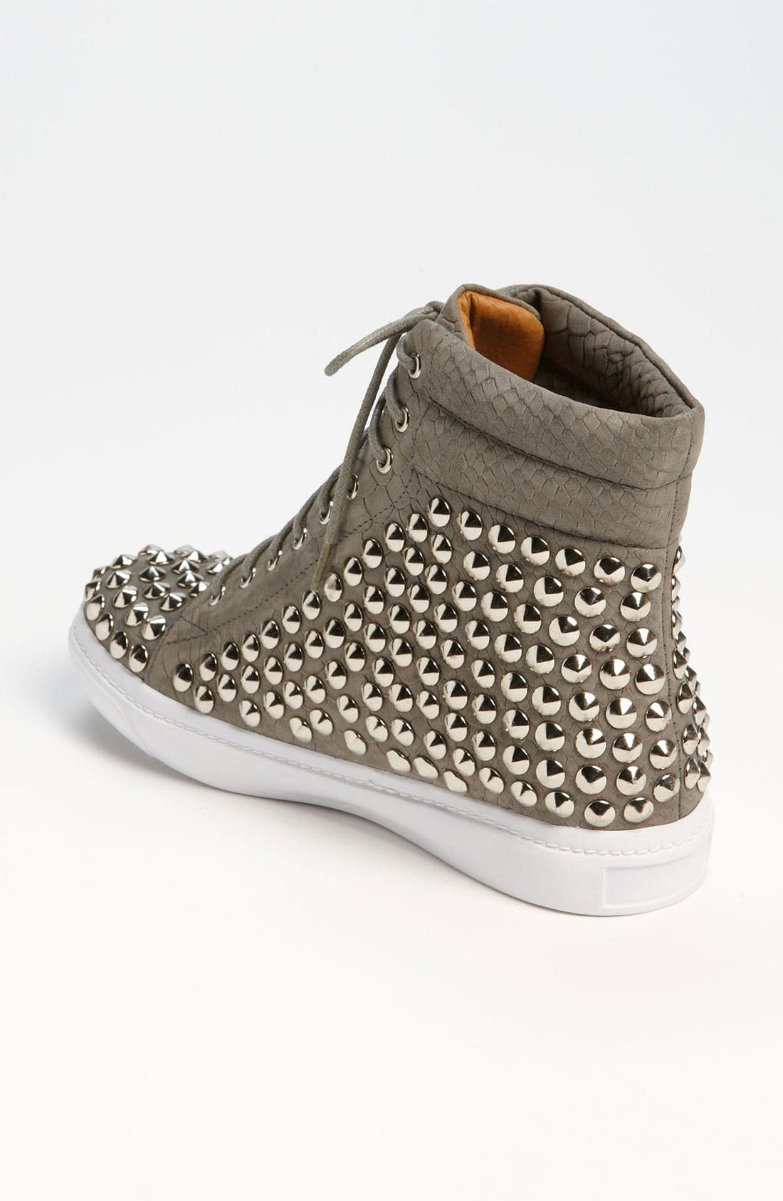 Alternate Image 2  - Jeffrey Campbell 'Alva' Studded High Top Sneaker