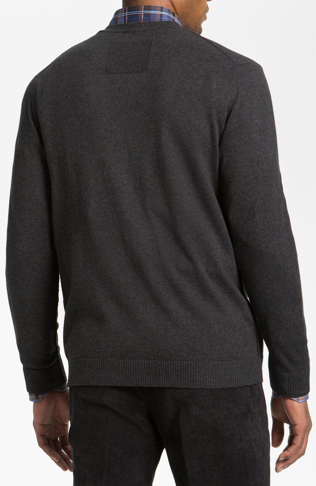 Alternate Image 2  - Tommy Bahama 'Weekend Drifter' Cotton & Cashmere Cardigan