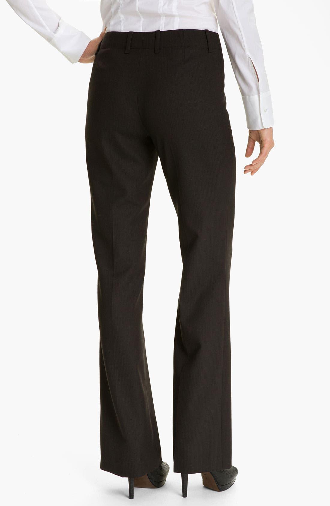 Alternate Image 2  - BOSS Black 'Tulia' Pants