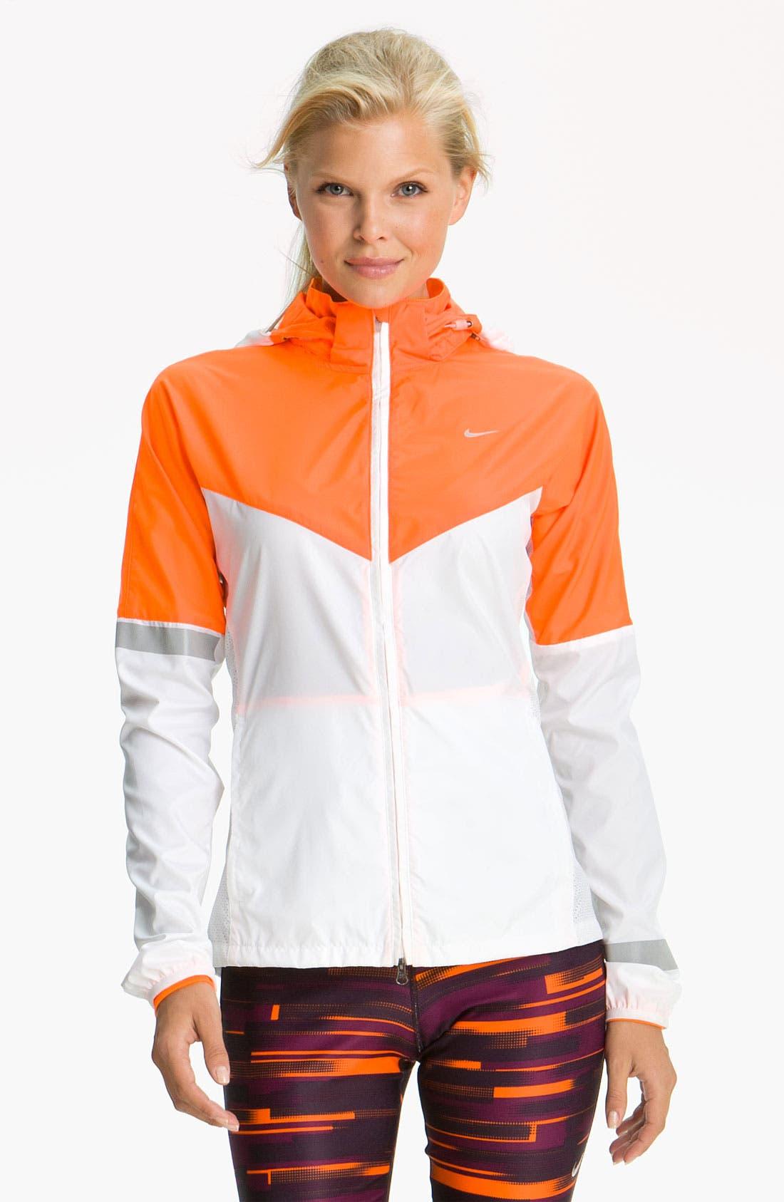 Alternate Image 1 Selected - Nike 'Vapor' Running Jacket