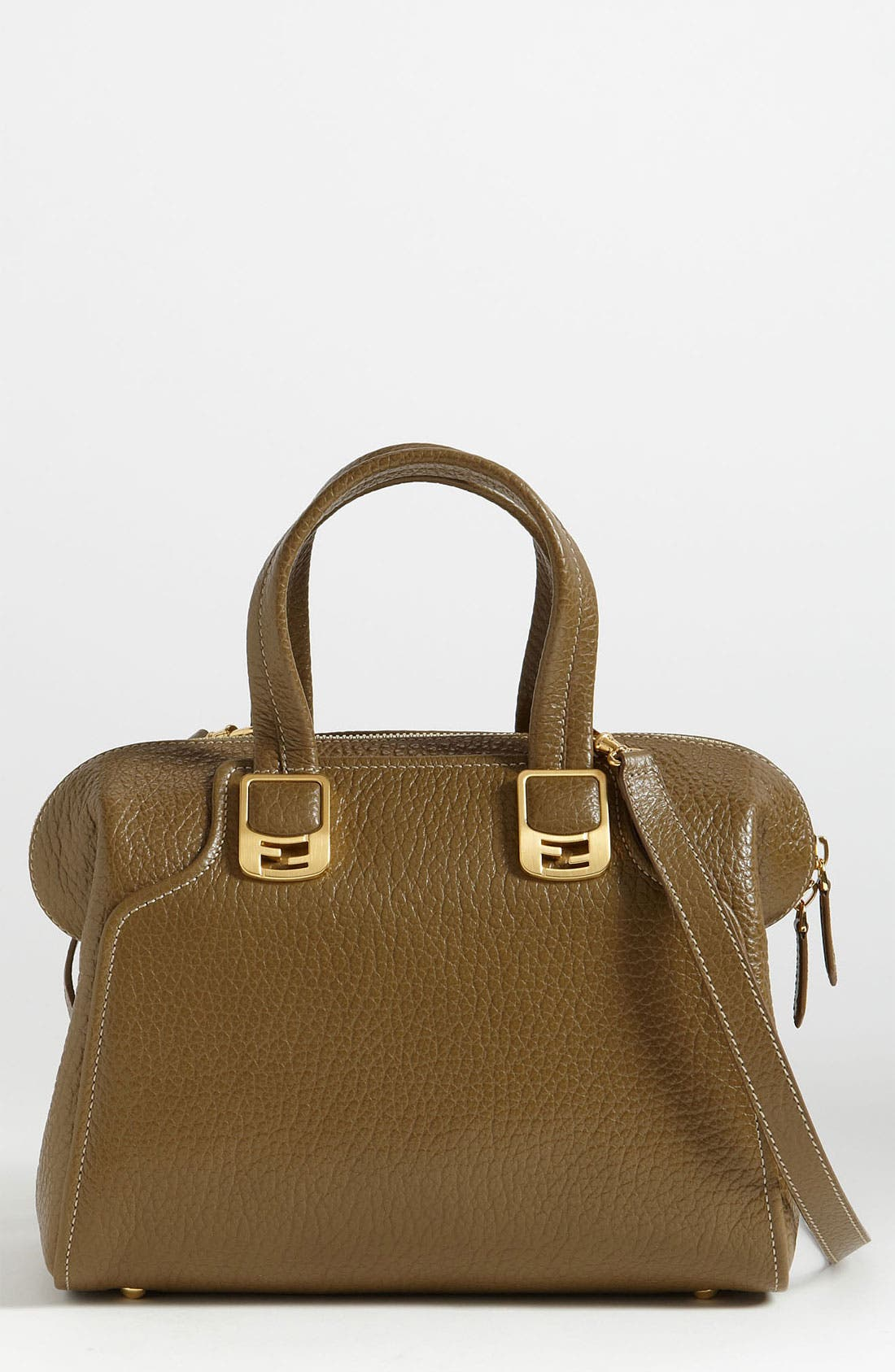 Main Image - Fendi 'Chameleon - Small' Leather Tote