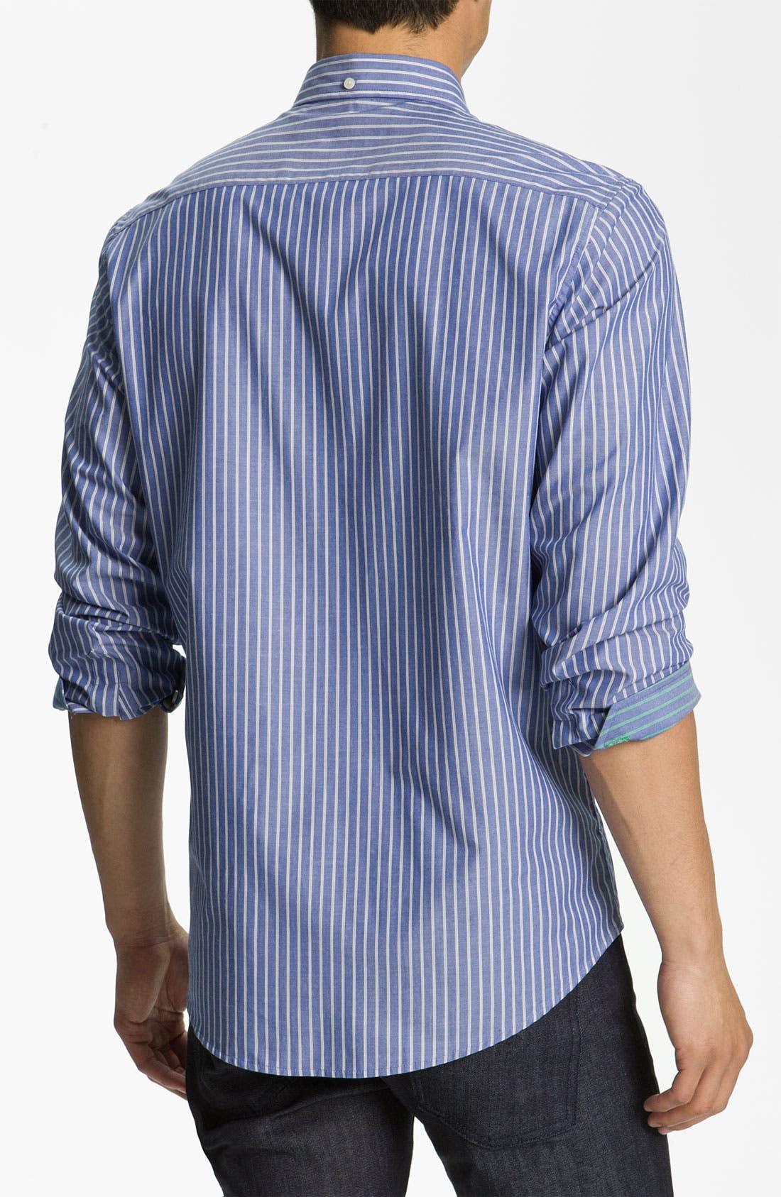 Alternate Image 2  - Ben Sherman 'Clerkenwell' Stripe Woven Shirt