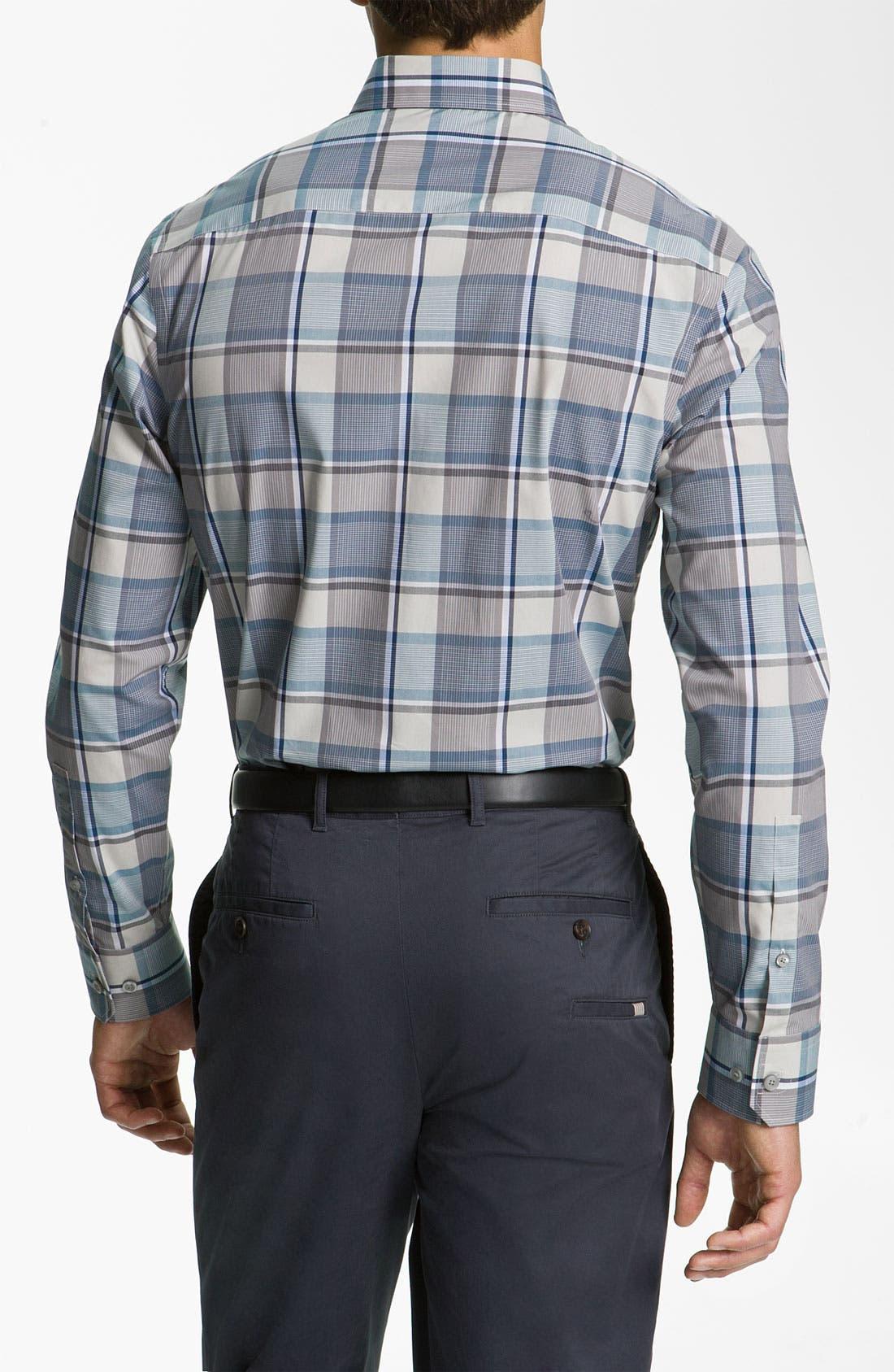Alternate Image 2  - Calibrate Trim Fit Sport Shirt