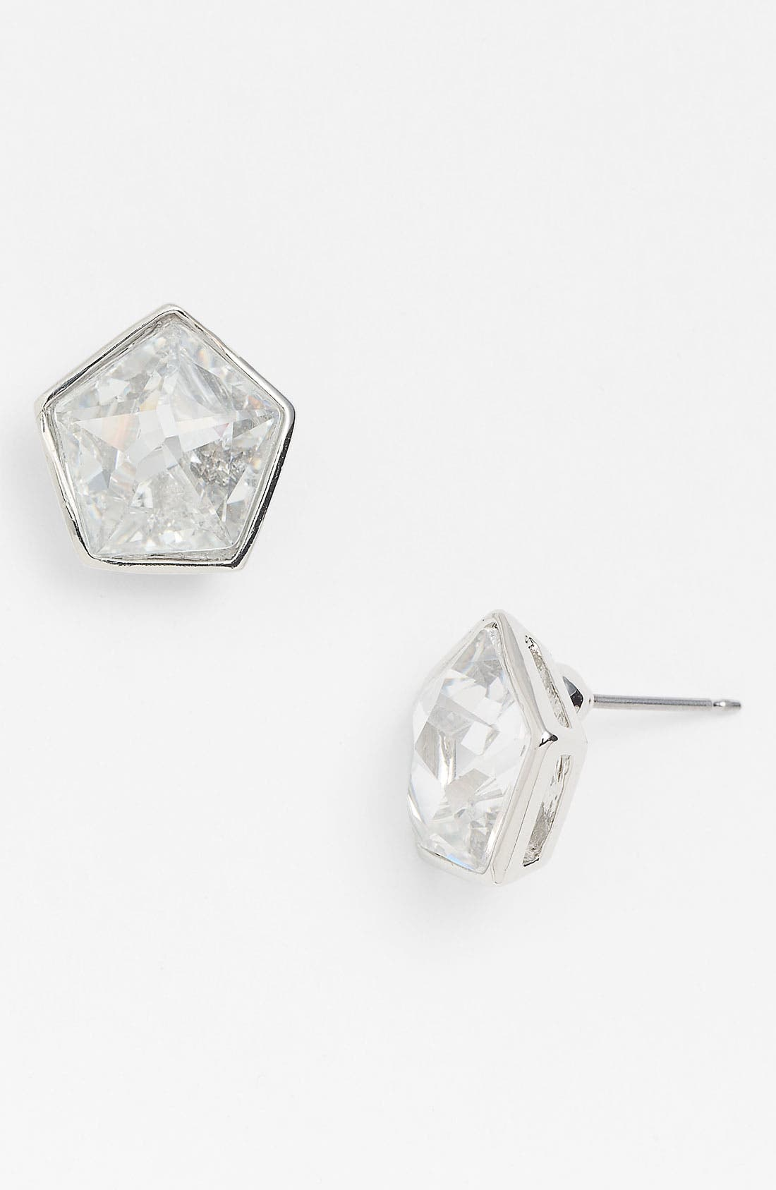 Alternate Image 1 Selected - Vince Camuto 'Basics' Stud Earring