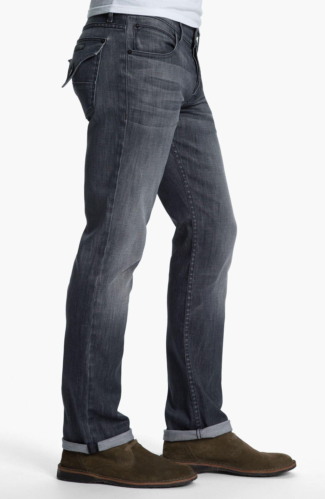 Alternate Image 3  - Hudson Jeans 'Byron' Straight Leg Jeans (Virage)
