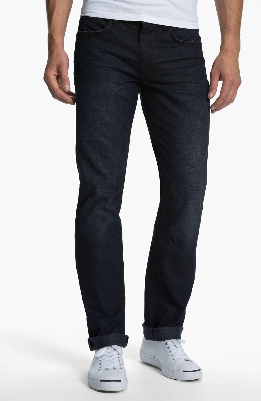 Alternate Image 2  - Joe's 'Brixton' Slim Straight Leg Jeans (Fredrick)