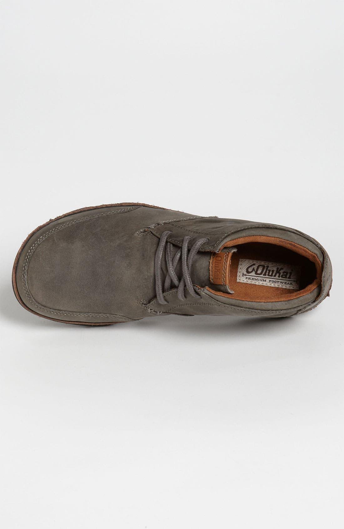 Alternate Image 3  - OluKai 'Kamuela' Ankle Boot (Men)