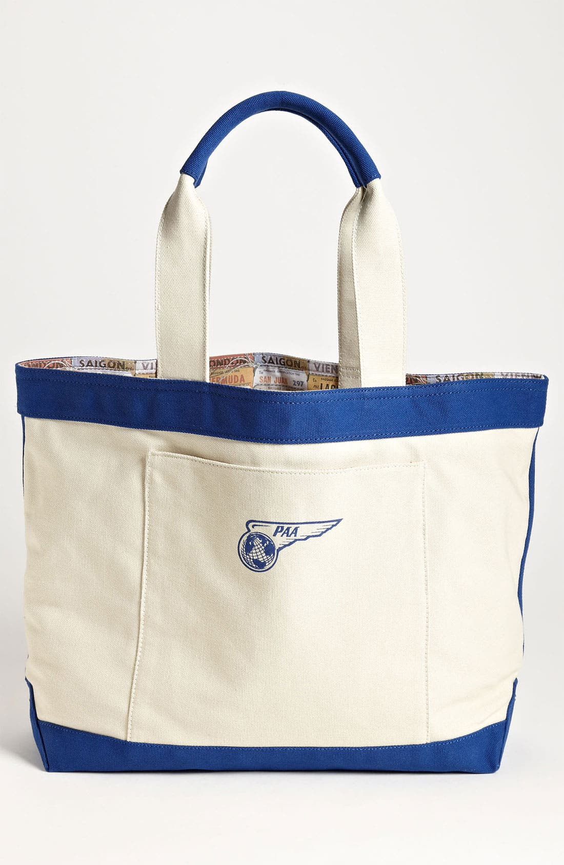 Alternate Image 4  - Pan Am 'PAA' Tote