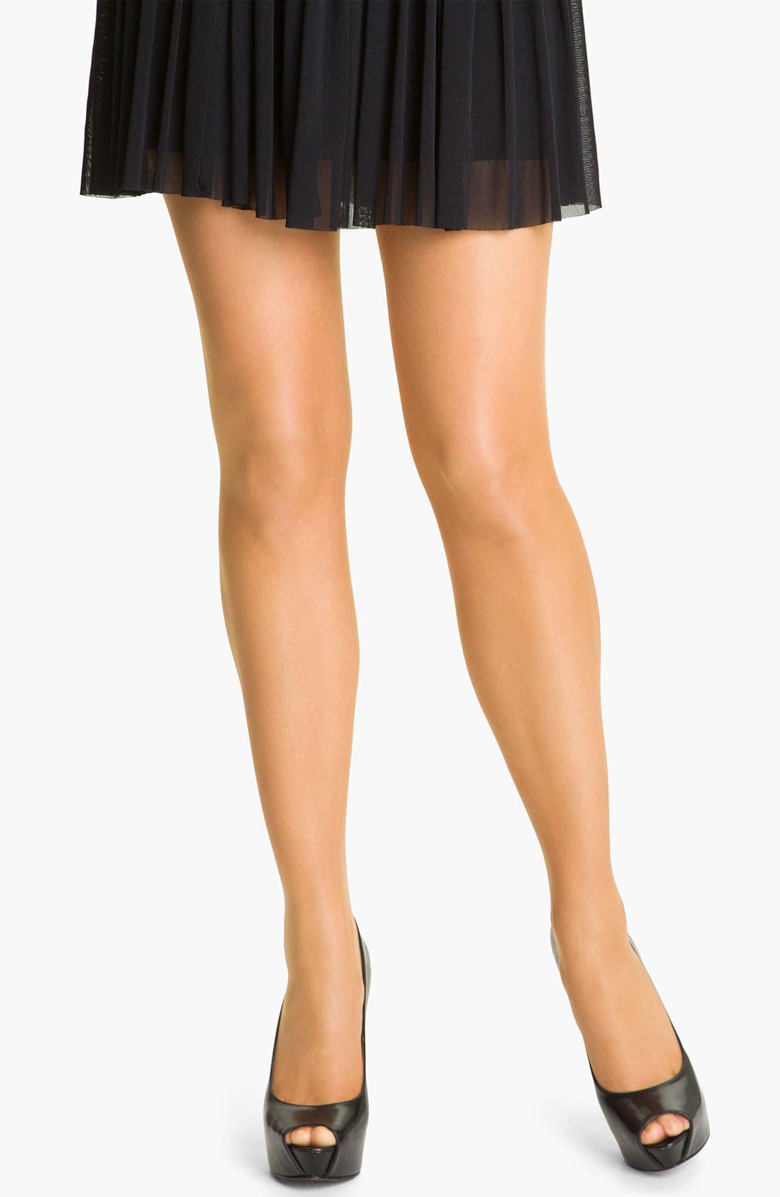 Alternate Image 1 Selected - Falke 'Lunelle 8 Denier' Ultra Sheer Stockings