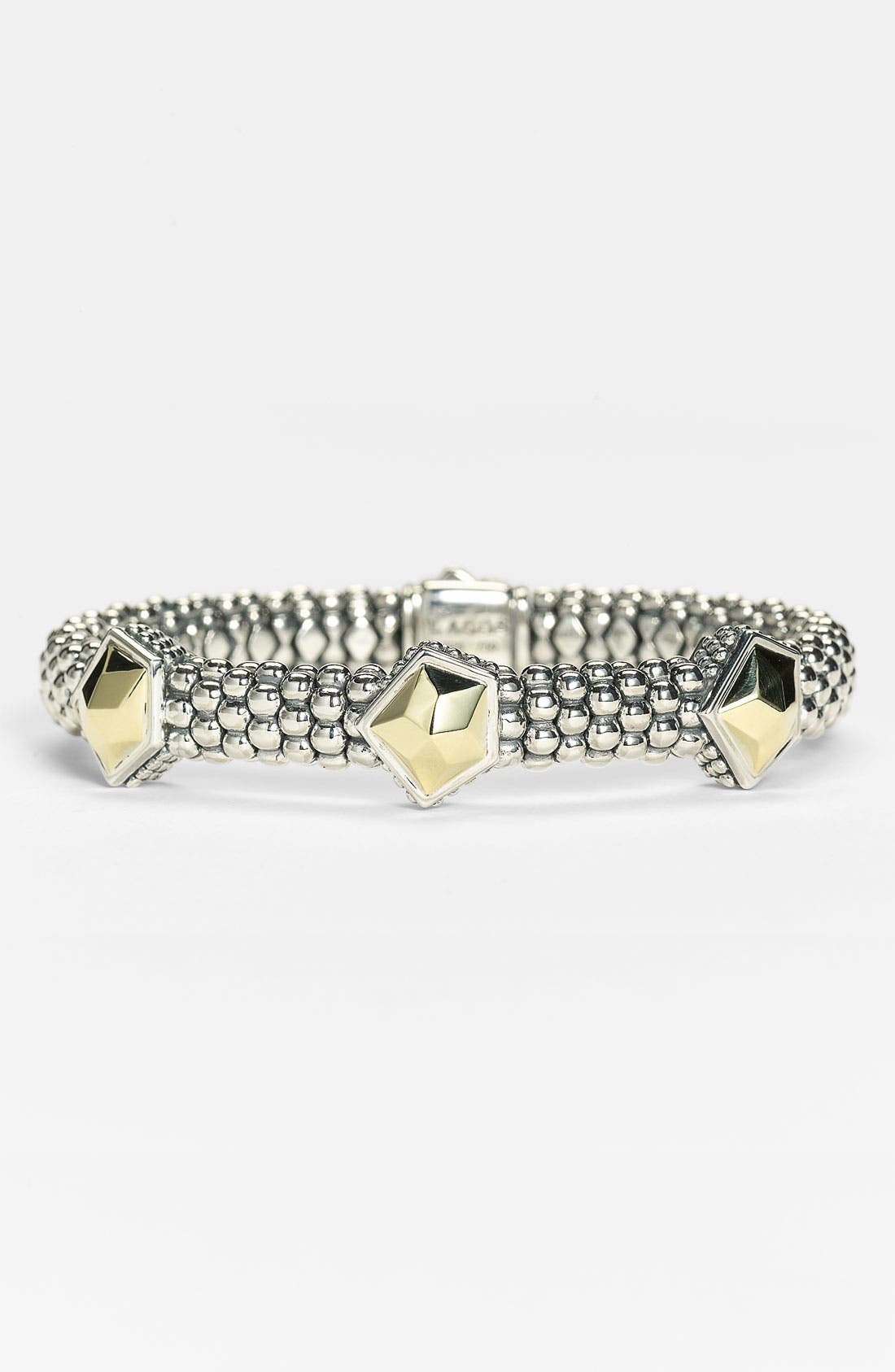 Main Image - LAGOS 'Rocks' Caviar Rope Station Bracelet