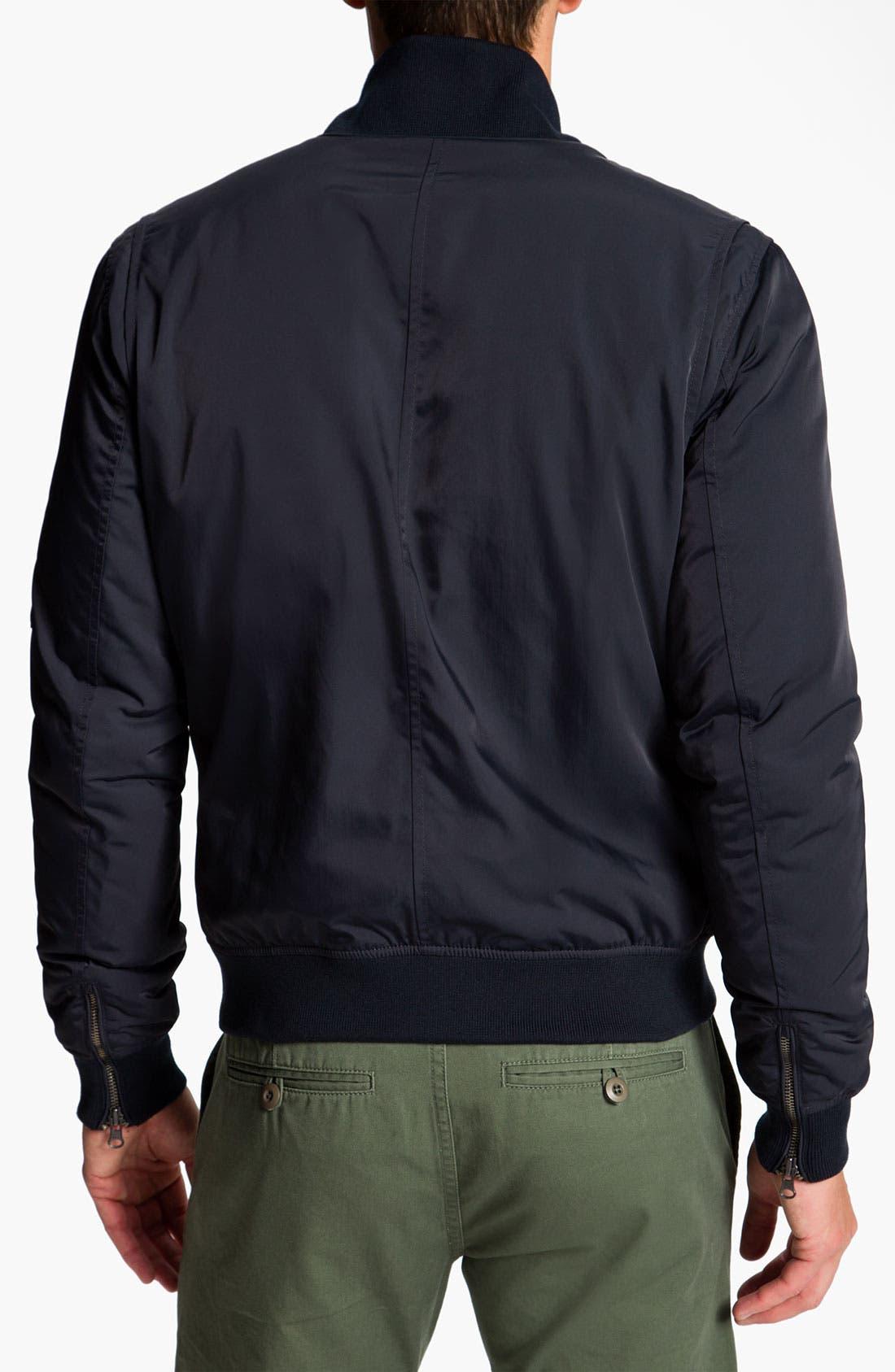 Alternate Image 2  - Vince Bomber Jacket