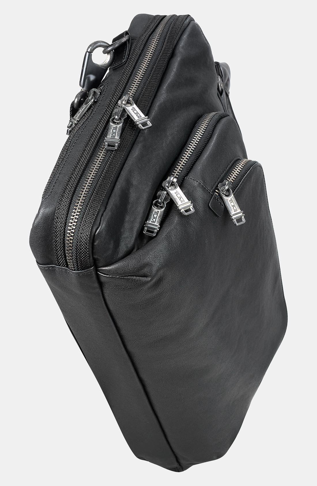 Alternate Image 4  - Tumi 'Alpha Bravo - Yuma' Slim Leather Briefcase