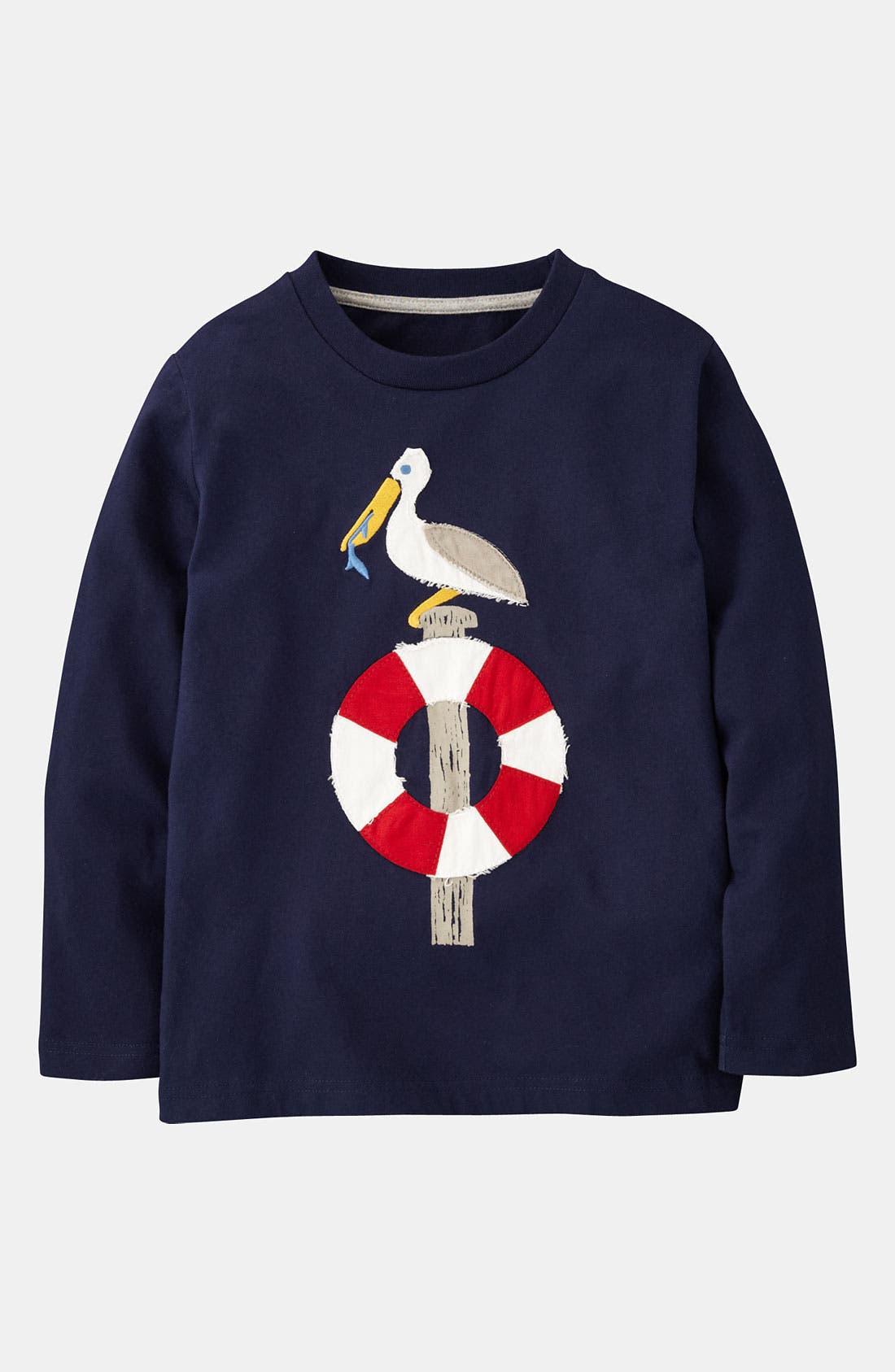 Alternate Image 1 Selected - Mini Boden 'Harbor' T-Shirt (Little Boys & Big Boys)