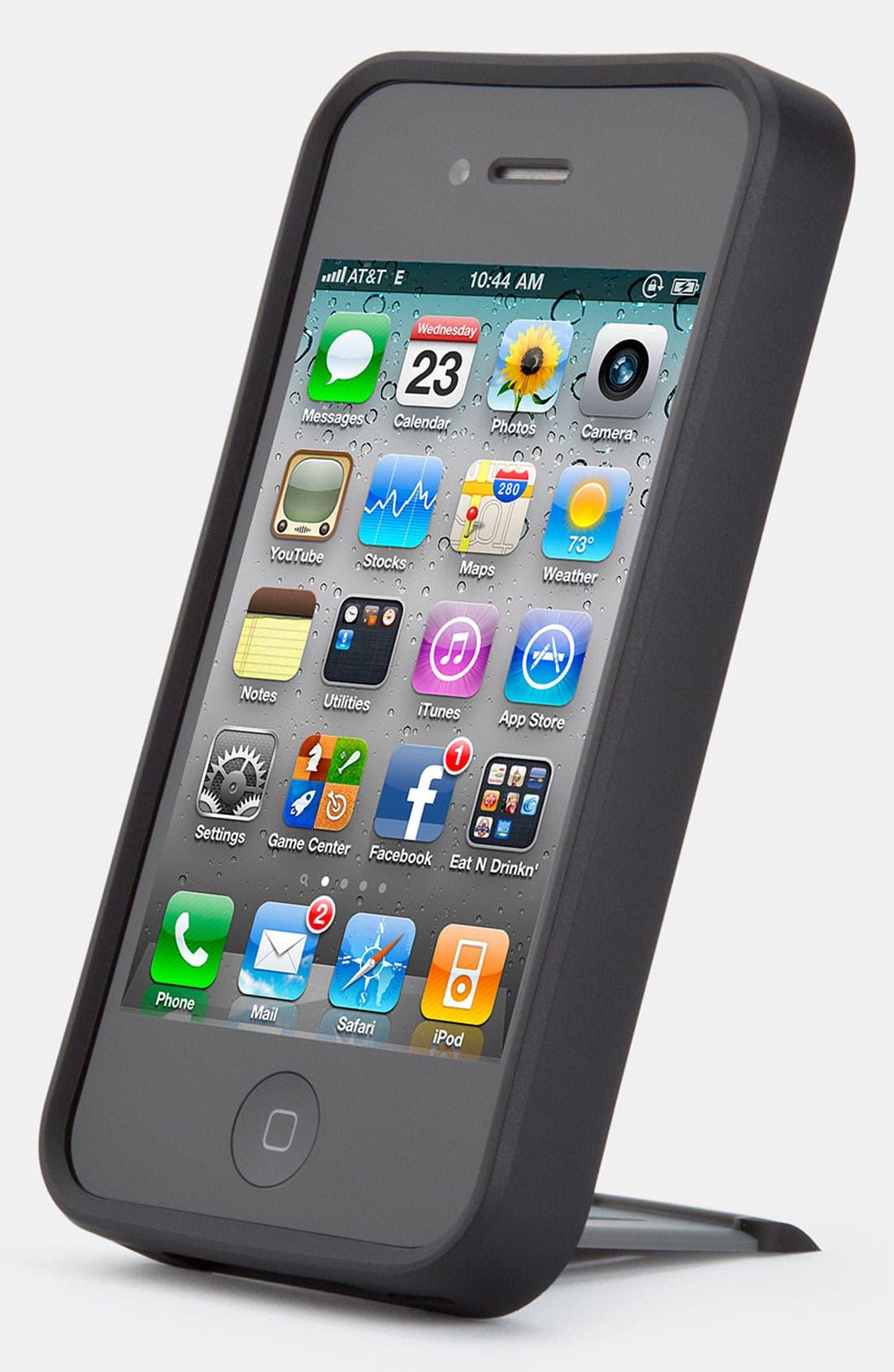 Alternate Image 3  - Speck 'SmartFlex View' iPhone 4 & 4S Case