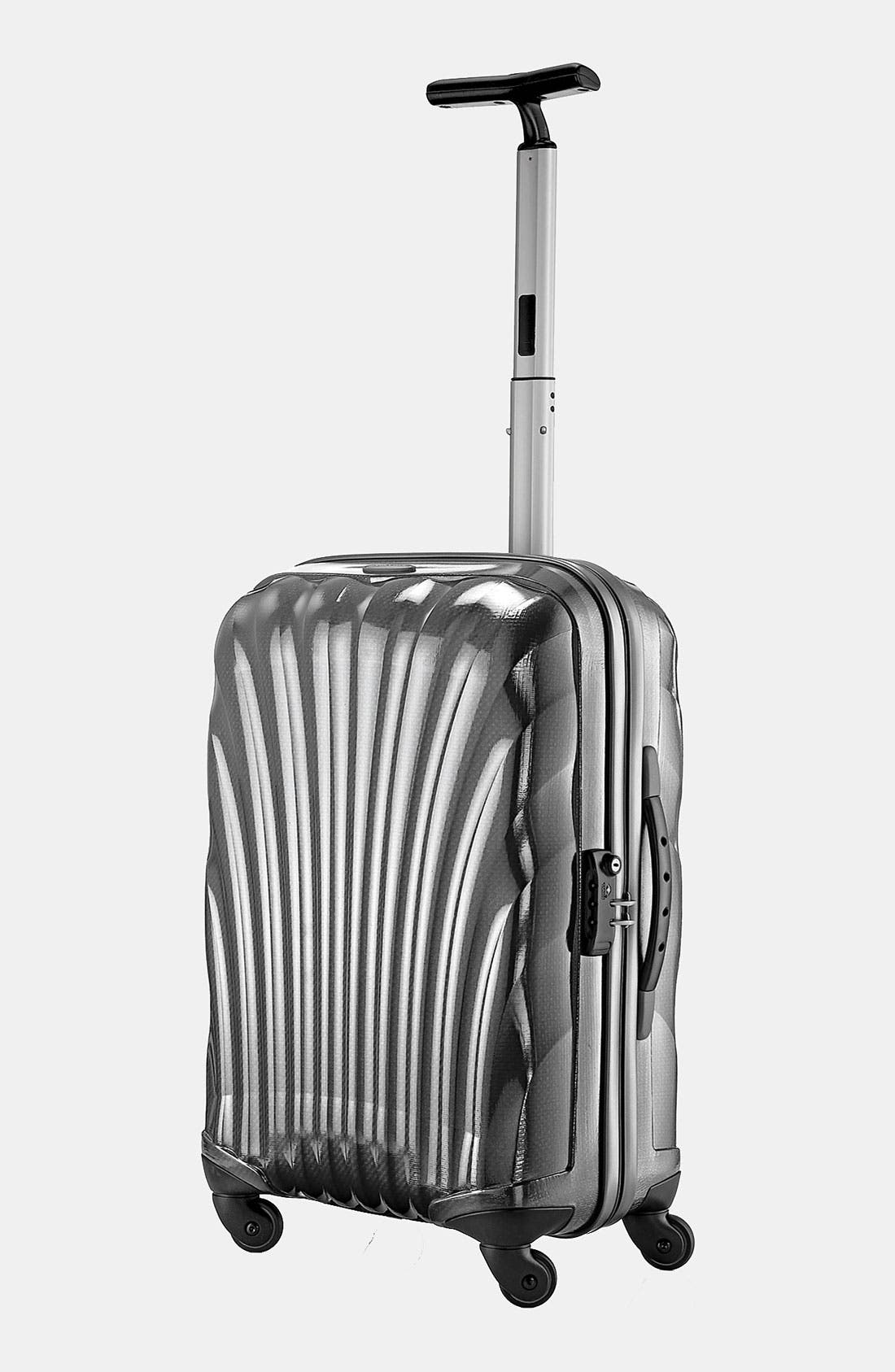 Main Image - Samsonite 'Cosmolite' Rolling Carry On (20 Inch)