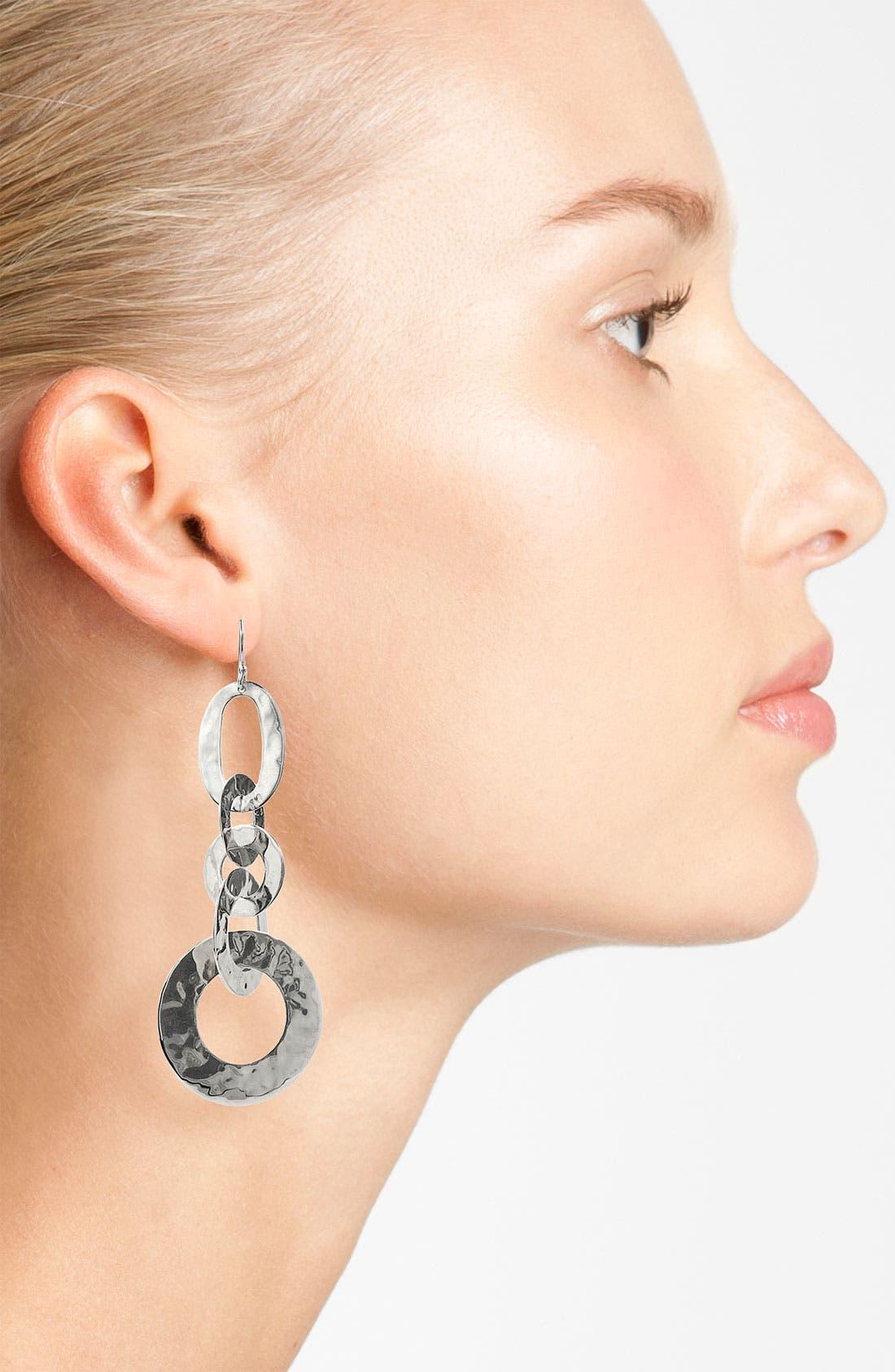 Alternate Image 2  - Ippolita 'Flat Links' Statement Earrings
