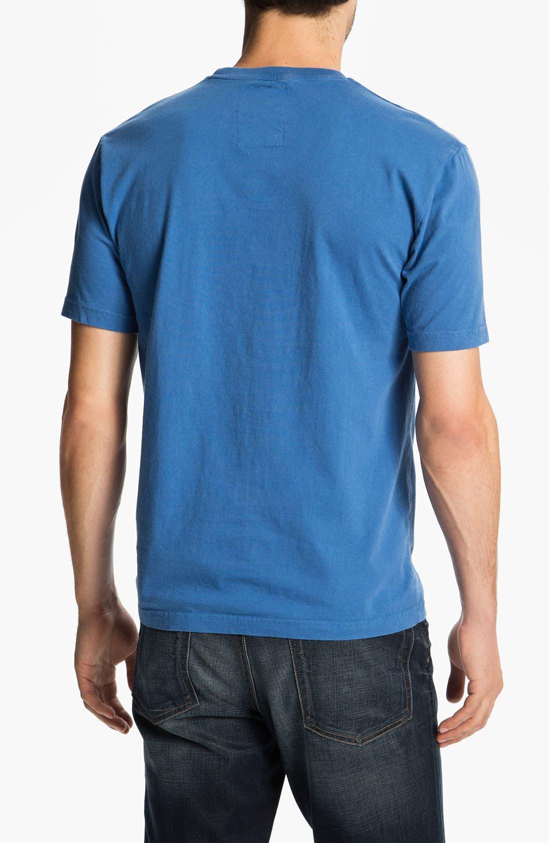 Alternate Image 2  - Red Jacket 'Deacon Jones - Over Under' T-Shirt